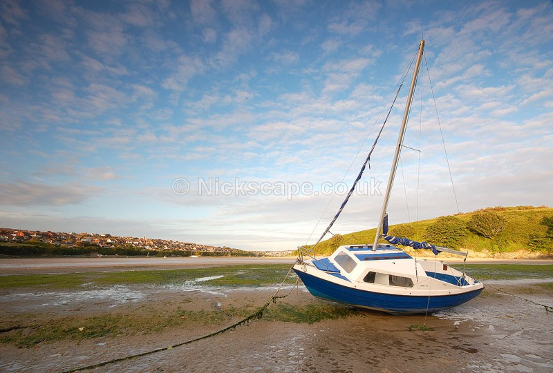 Picture Postcard Gannel Estuary Newquay | Crantock Gallery | Cornwall Photography
