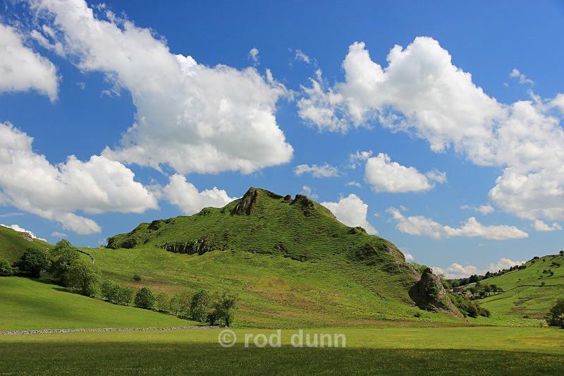 Parkhouse Hill cloudscape - Peak District