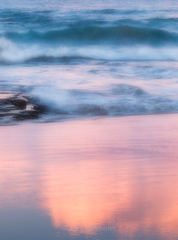Bamburgh waves - Northumberland