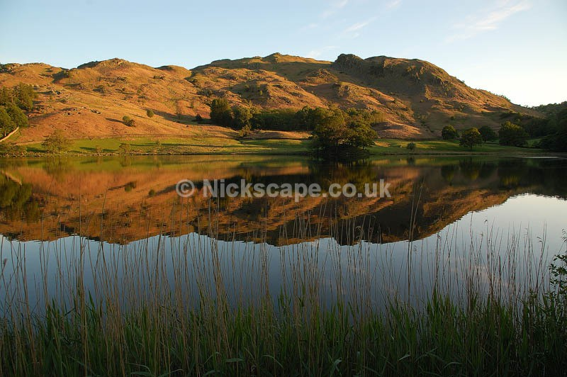 Sunset at Rydal Water  | Lake District Landscape Photo Gallery