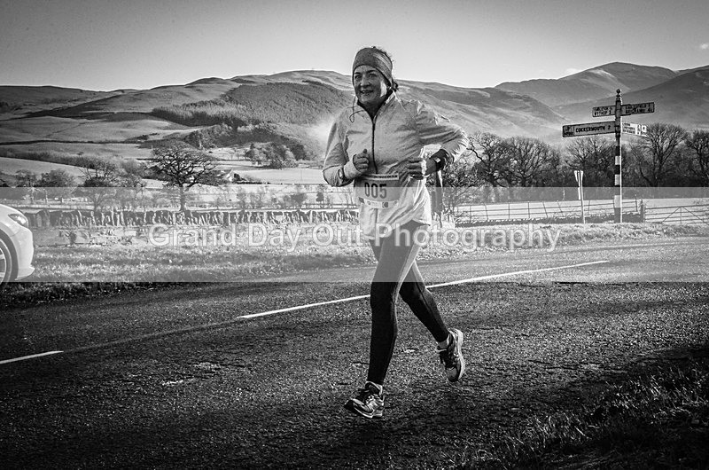 DSC_7315 - The North Lakes New Year Half Marathon Sunday 7th January 2018