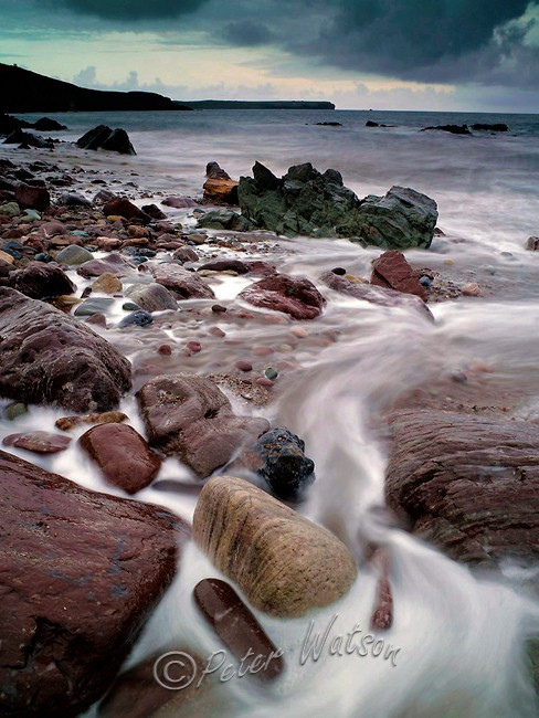 Freshwater West Pembrokeshire Wales - Seascapes