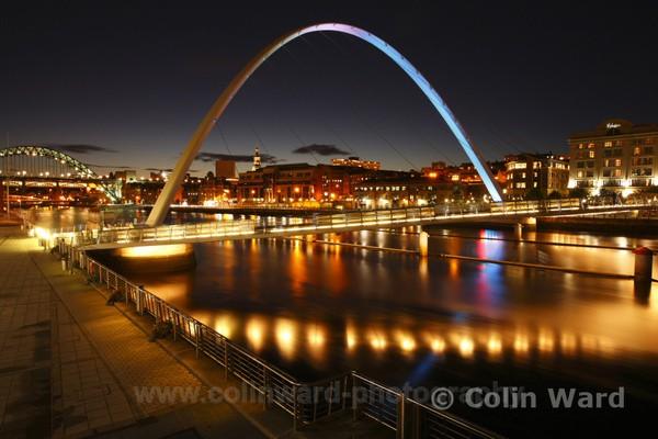 Millenium Bridge Ref 1131 - Tyne and Wear
