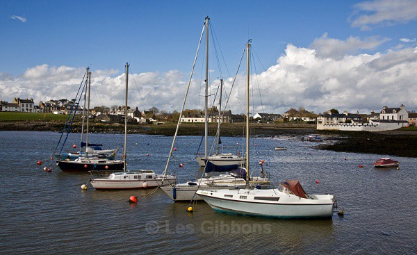 Isle of whithorn harbour - Dumfries and Galloway