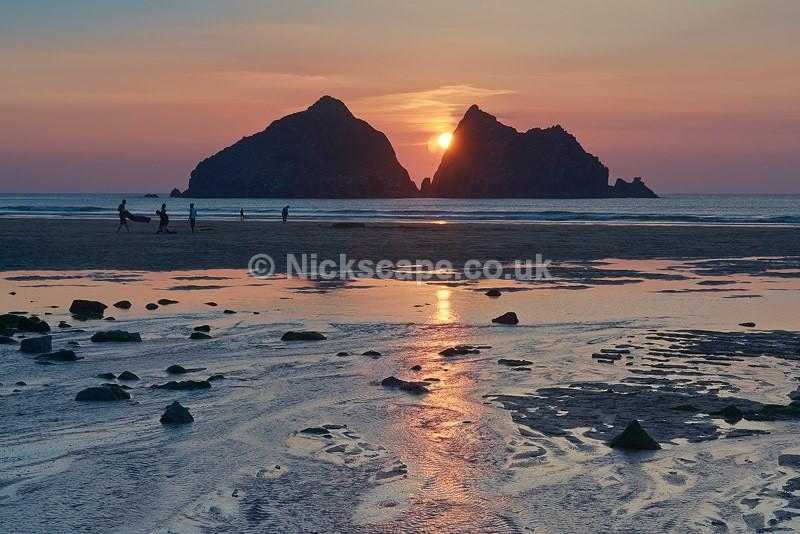 Carter's Rocks | Holywell Bay | Cornwall