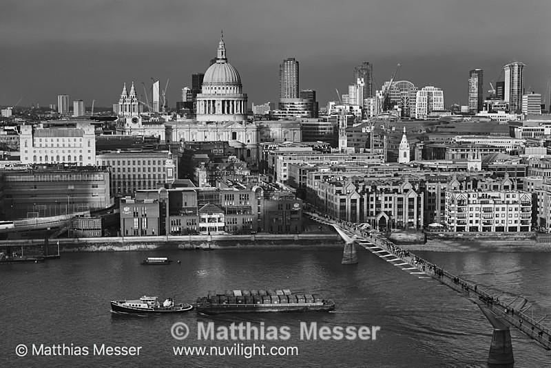 St Pauls, London - Landscapes