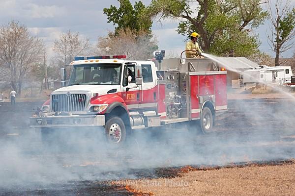 Lucas Road Field Fire - Fallon/Churchill Fire Department