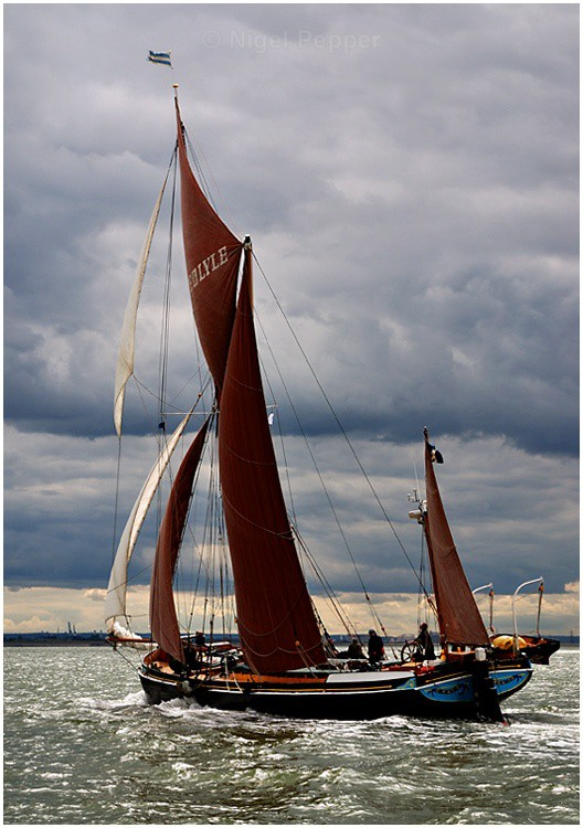 SB May (3) - The Thames Barge Match