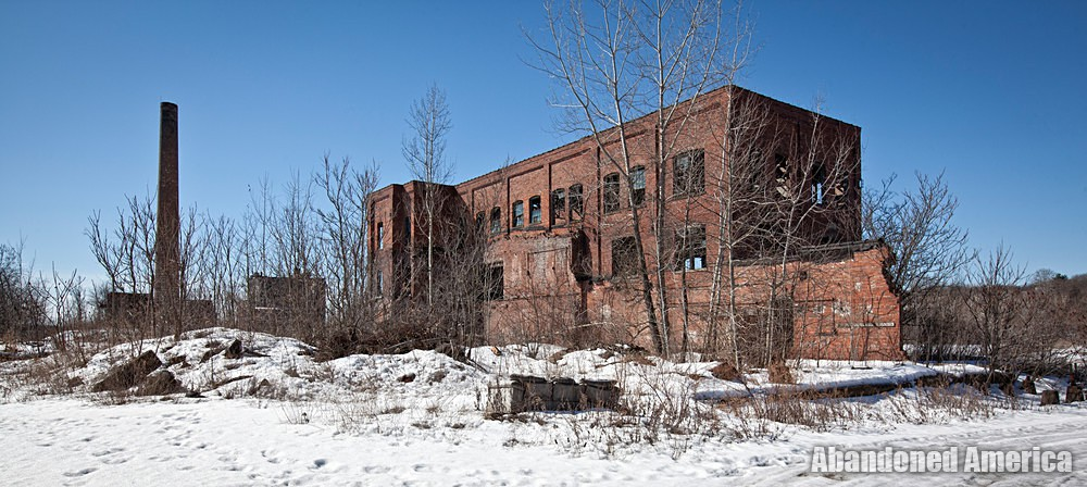 - The Abandoned Rubber Factory