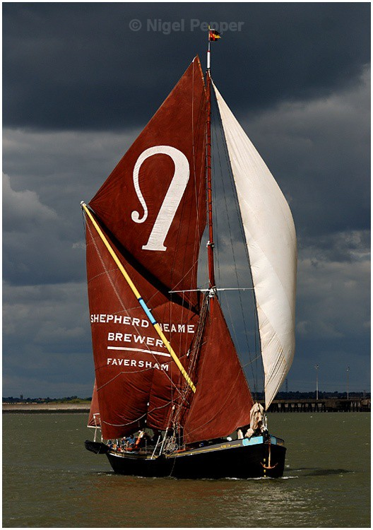 SB Greta (2) - The Thames Barge Match