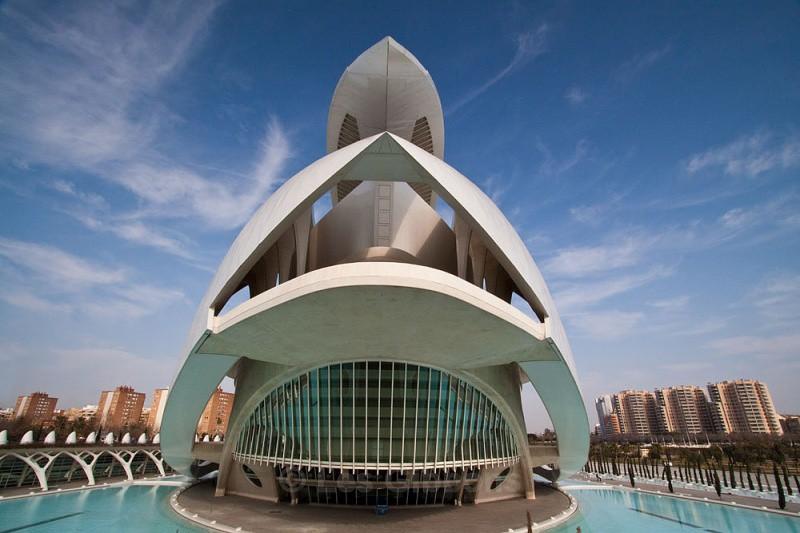 opera house2 - Valencia
