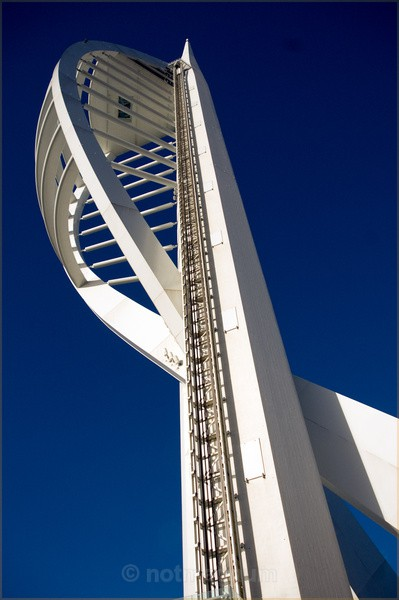 SPINNAKER TOWER PORTSMOUTH - TRAVEL