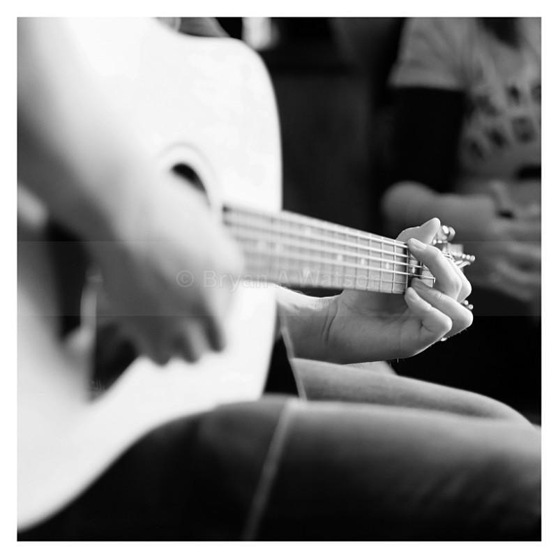 Guitar - Flavour of Aberdeenshire