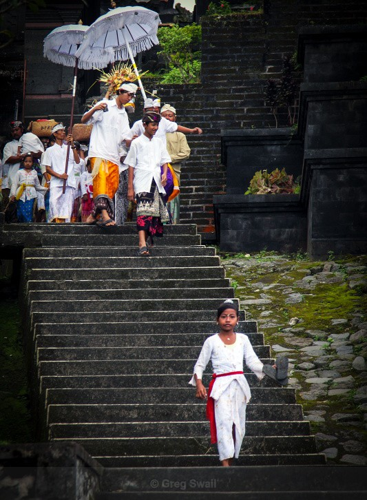 Bali Girl - Bali's Culture and Characters