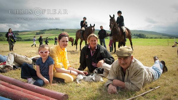 Moniaive Horse Show 2010 - Rural Life