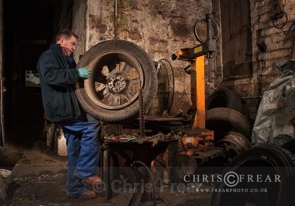 tyreshop02 - Worlds Smallest Tyreshop