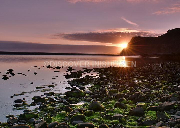 Lagg strand - Inishowen peninsula