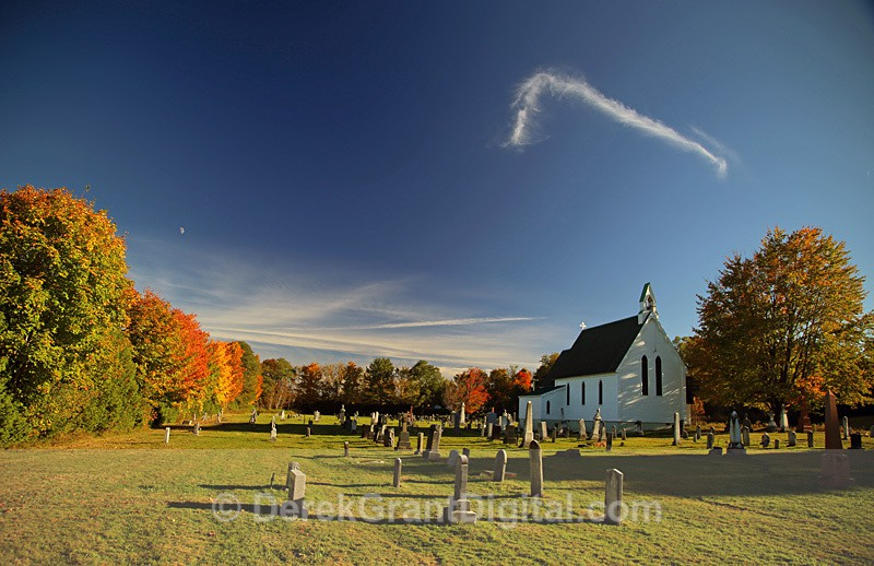 Christ Church Woodstock New Brunswick Canada - Churches of New Brunswick