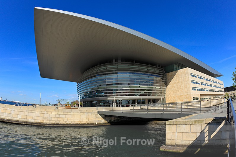 Copenhagen Opera House (Operaen) - Copenhagen, Denmark