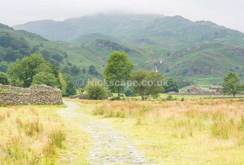 Easedale Beck & Sour Milk Gill - Lake District National Park - Lake District National Park