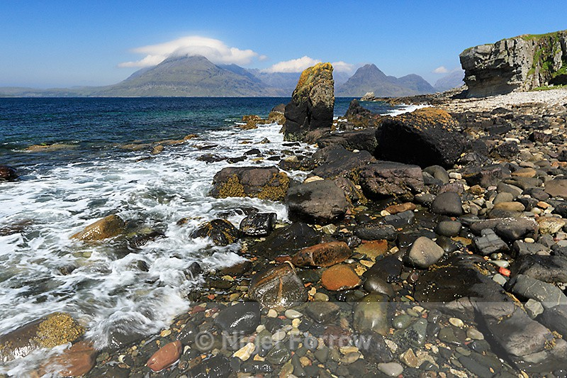Loch Scavaig from Elgol, Isle of Skye - Scotland