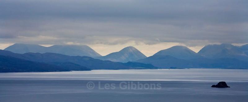 blue moods - Highlands and Islands