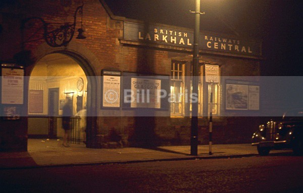 Larkhall Central 1959 - Land and Sea