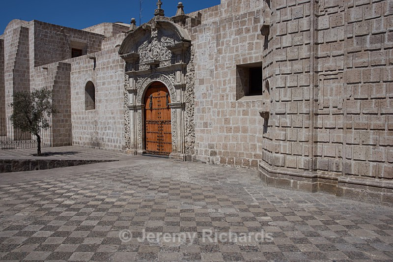 Convent Santo Domingo - Peru
