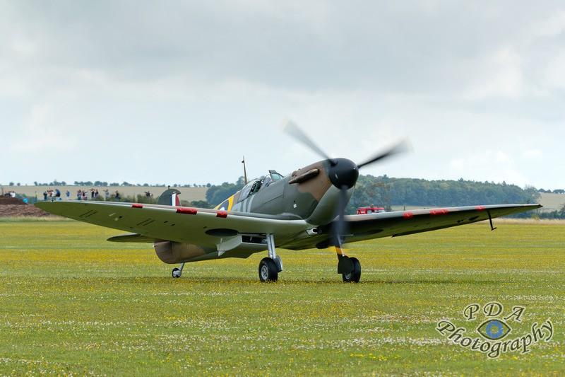 50 Spitfire Mk 1a