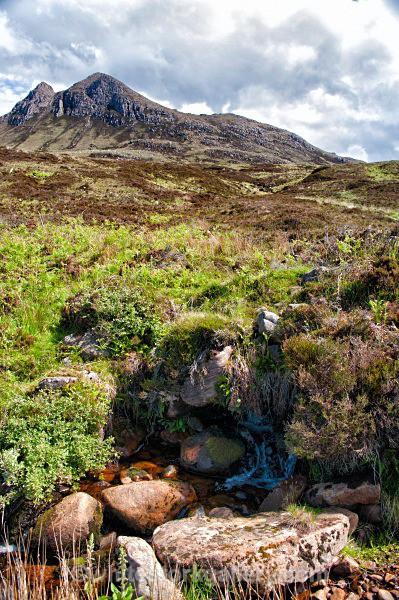 Achiltbuie Views - Scottish Highlands