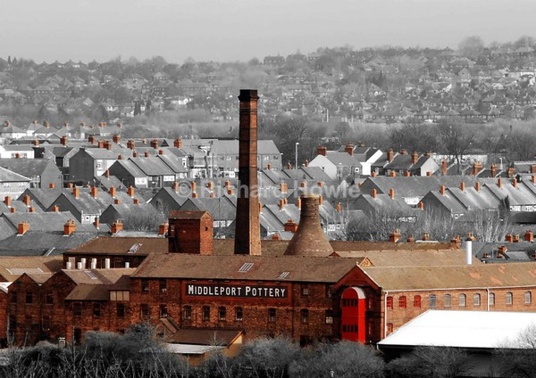 Chimneys - Potteries Images