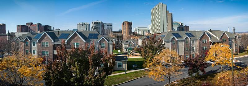 Washington Square Panoramic - Real Estate