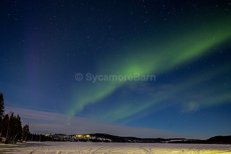 A sprinkling of Aurora - Moments of Light Gallery