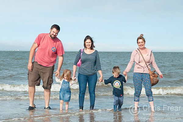 The Stevens Family - Recent Images