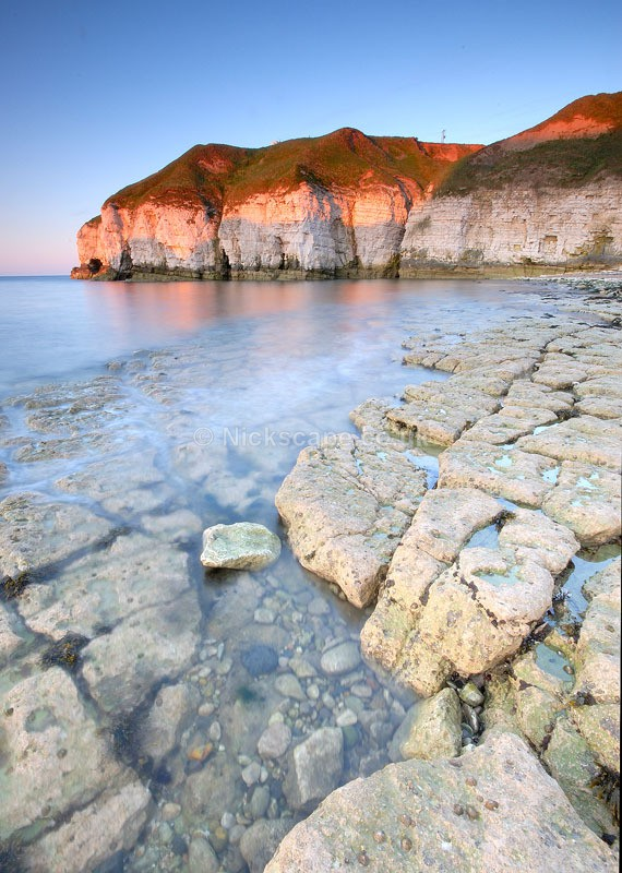 Thornwick Bay | Photography Gallery | Yorkshire Landscapes