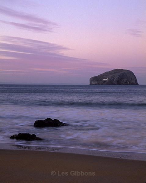 North Berwick sunset2 - East Coast - North Berwick and Dunbar