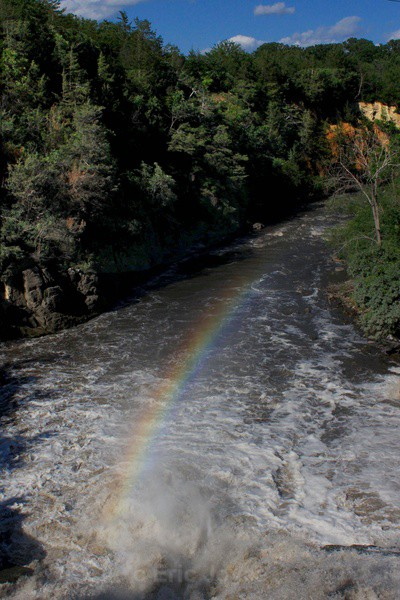 Rainbow Falls (II) - Ramsey Falls - Redwood Falls, MN
