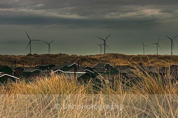 Turbines & Tops - Yorkshire Coast