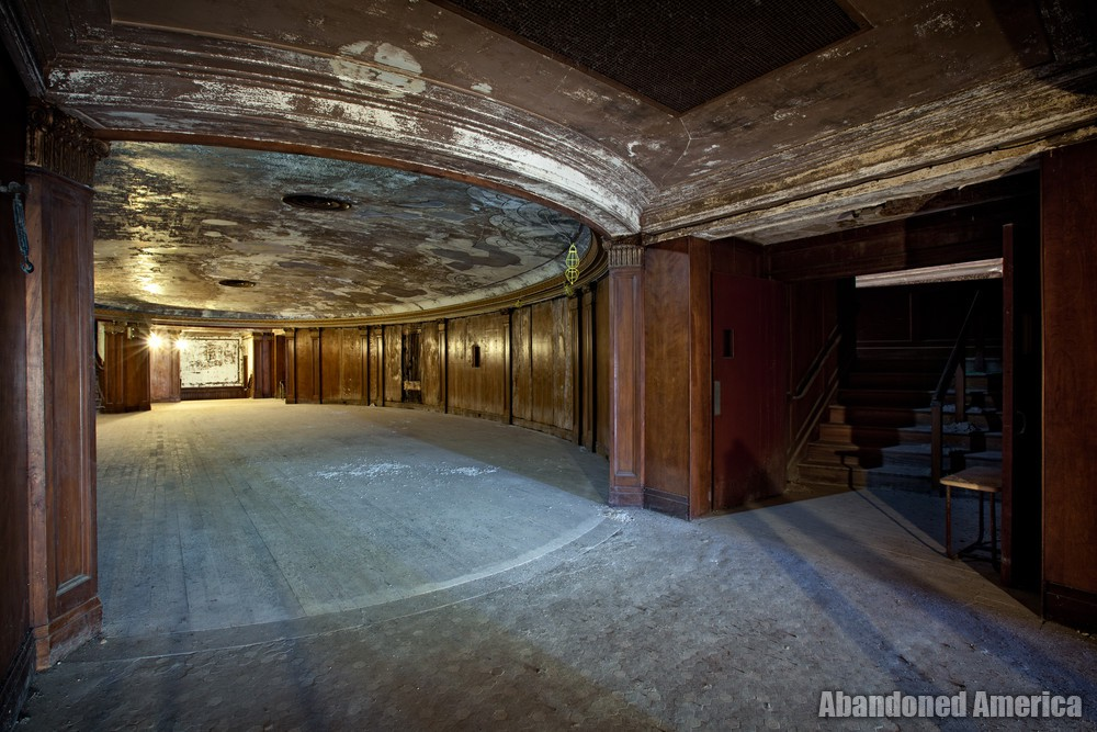 Victory Theatre (Holyoke MA)   Second Floor - The Victory Theatre