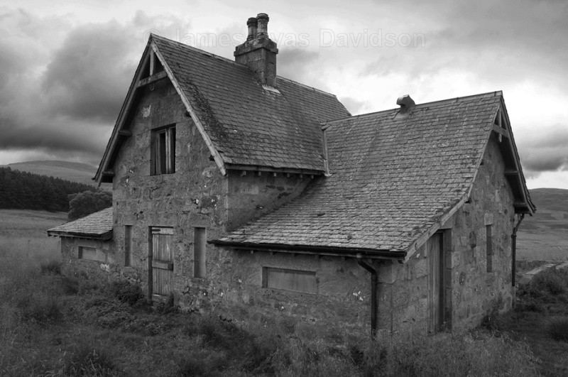 Morven Lodge cottage - Glen Gairn
