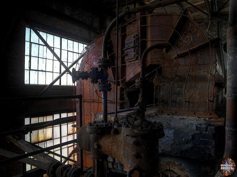 Crawford Power Station (Middletown, PA) | Elephantine Duct - Crawford Power Station