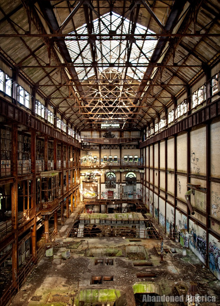 Abandoned power station, NY - New Additions