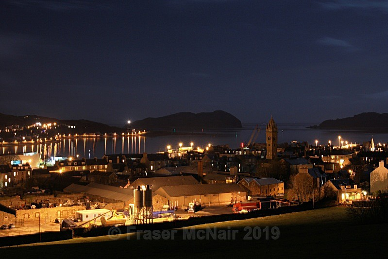 Campbeltown Loch3361a - Night Photography