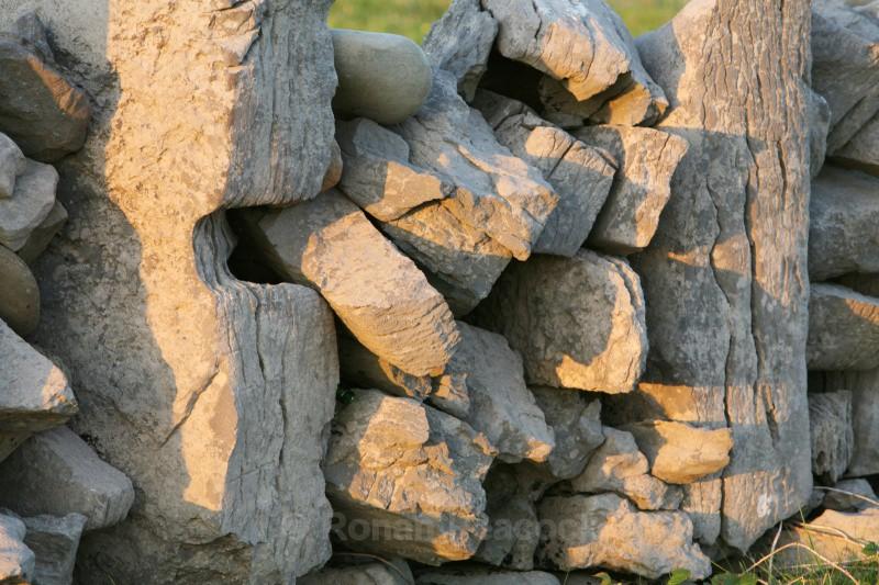 Burren Wall (1) - West of Ireland
