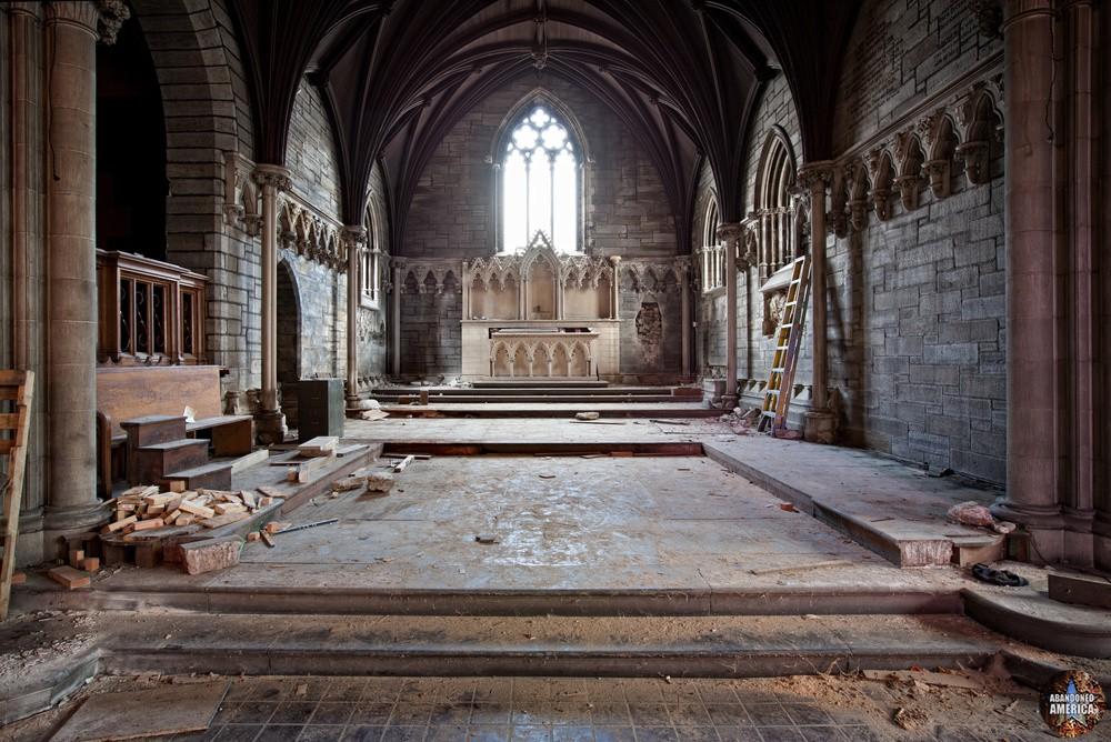 St. Peter's Episcopal Church (Germantown, PA) | Altar View - St. Peter's Episcopal Church