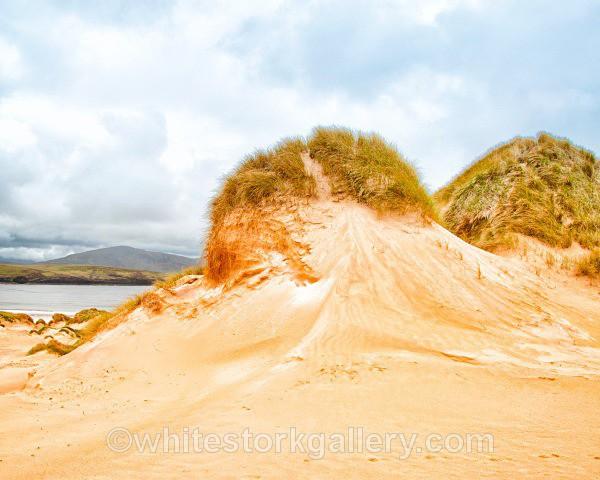 Sand Humps at Faraid Head - Scottish Highlands