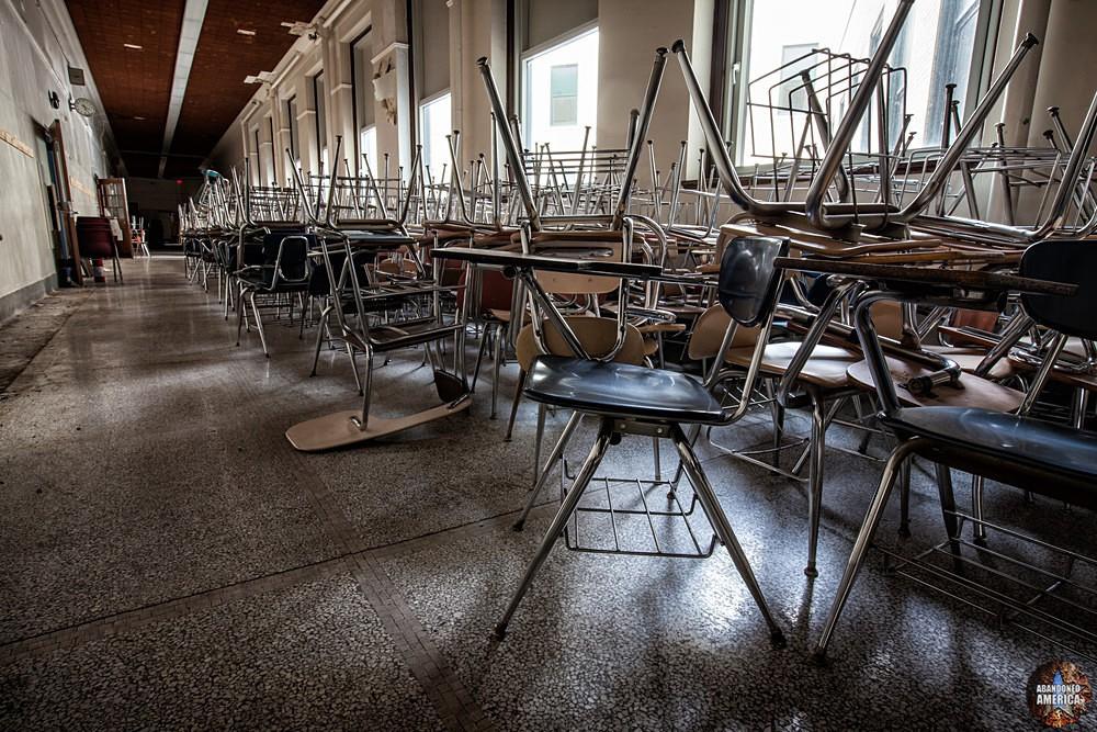 Schenley High School (Pittsburgh, PA) | Dozens of Desks - Schenley High School
