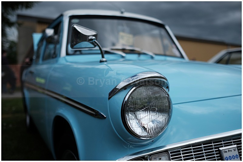 Ford Anglia - Flavour of Aberdeenshire