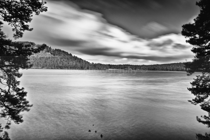 Loch an Eilien, Scotland - Landscape & Seascape