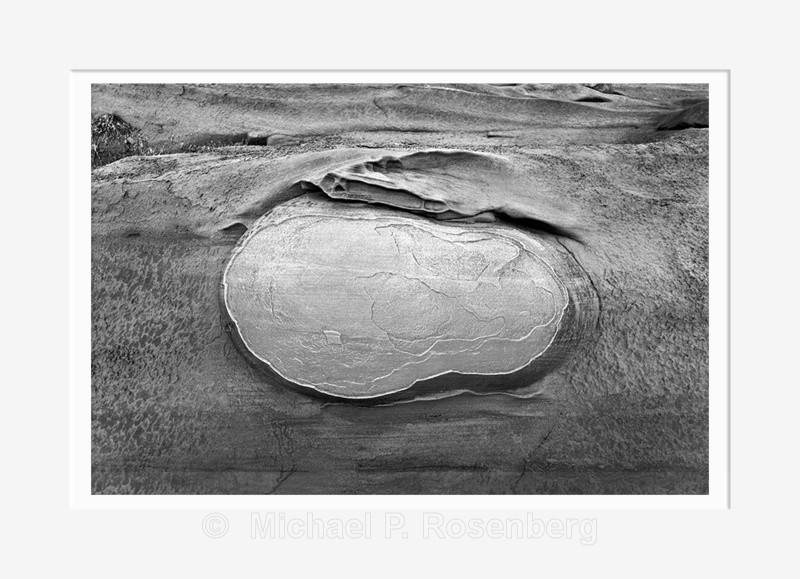 Emergent Rock. Shore Acres OR (2010/5707) - Pacific Coast